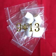 gift plastic wrap clear self sealing 9 13cm zip lock plastic bags saran wrap packaging