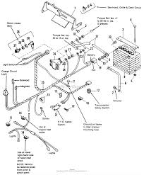 simplicity 1690860 5216 16hp gear tractor only parts diagram