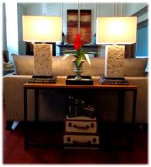 Half Moon Sofa Tables by Fresh Sofa With Console Table Behind 83 With Additional Half Moon