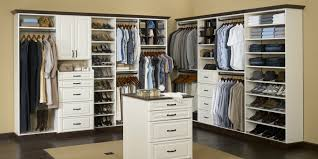 Closets Organizers Furniture Customize Your Closet Storage Using Lowes Closet