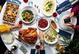 Thanksgiving Dinner Table by How To Pull Off A 36 Hour Thanksgiving Dinner Bon Appetit