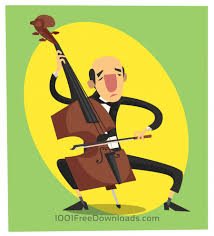 free vectors music cartoon character vector illustration for