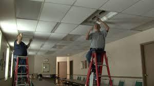 commercial led lighting retrofit commercial lighting retrofit in lathrup village mi youtube