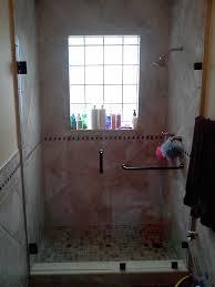 Oil Rubbed Bronze Frameless Shower Door by 3 8 U2033 Frameless Shower U2013jax All Glass For All Your Glass Needs