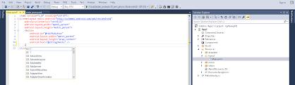 xamarin layout file intellisense problem in xml files xamarin forums