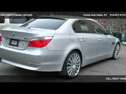 2005 bmw 530i 2005 bmw 5 series 530i for sale in yonkers ny 10710