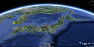 Satellite Map Of Florida by Japan Map
