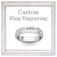 custom ring engraving ring engraving service la more design