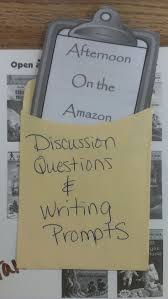 104 best novel discussion cards images on pinterest literature
