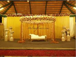 wedding reception decorations reception stage decoration wedding in bangalore marriage