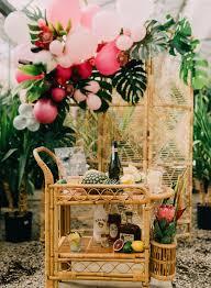 bridal shower venues island tropical bridal shower in a greenhouse tropical bridal showers