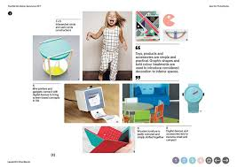 Interior Design Trends Spring 2017 The Ebook You Can T Trend Bible Kid S Lifestyle Trends Spring Summer 2017 Mode
