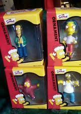 collectible simpsons items ebay