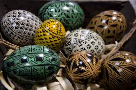 decorated egg shells decorative eggs easter egg hunt how to make decorative