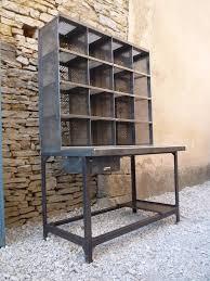 casier bureau rangement bureaux de tri postal mettetal industry design industriel du