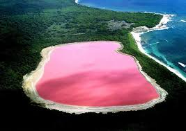 Hawaii Natural Attractions images Pink lakes rare natural wonders places to see in your lifetime jpg