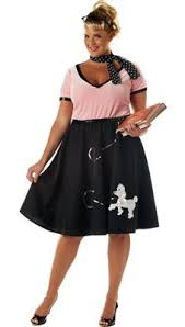 Size Halloween Costumes 5x 50s Costumes Buy Size 50s Costume Halloween