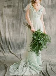 green wedding dresses beautiful pale green wedding dress pictures styles ideas 2018