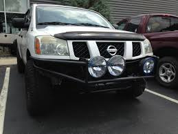 nissan armada front bumper for sale in nj n fab rsp bumper nissan titan forum