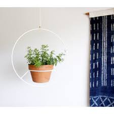 Floor 51 by Plant Stand Hanging Plant Stand Floor Hanger With Four Hooks