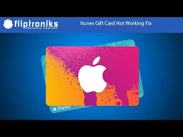 gift cards for cheap itunes gift card not working fix fliptroniks