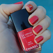 chanel tapage nail polish for spring 2014 review bay area