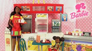 cuisine mcdo jouet jouets restaurant mcdonald s accessoires poupées mcdo