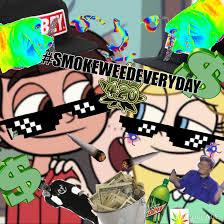 Smoke Weed Everyday Meme - smoke weed everyday xd by doodlinderp on deviantart