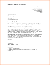 cover letter formats for job application cover letter job