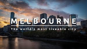 melbourne australia the world s most liveable city