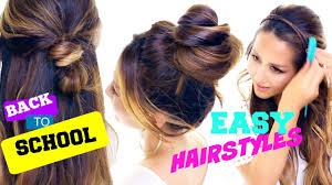 cute haircutes for 47 year olds cute and easy back to school hairstyles for long medium hair