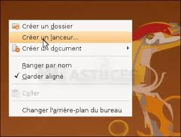 raccourci bureau ubuntu créer un raccourci vers une page web linux ubuntu