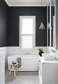 black and white bathroom design des salles de bain black and white bathroom tiling mad