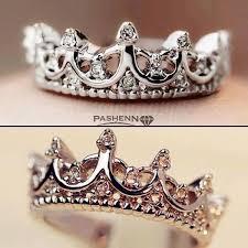 crown rings jewelry images 92 best princess things images crowns crown rings jpg
