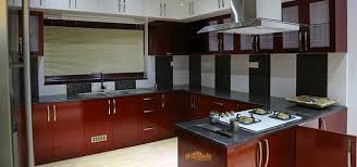 Kitchen Interiors Interior Designers In Kerala Home Office Designs Company Thrissur