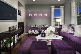 Purple And Brown Bedroom Decorating Ideas - purple and brown bedroom decorating ideas home attractive