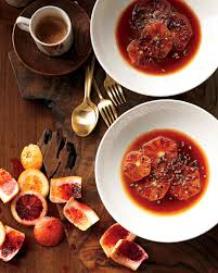 15 brilliant blood orange recipes martha stewart