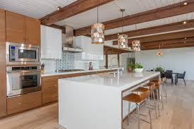 mid century kitchen ideas midcentury kitchen ideas kitchen midcentury with views brass
