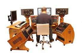 recording studio workstation desk jamracks com quality solid wood pro audio racks u0026 furniture