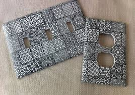 fancy light switch covers decorative light switch plates elegant covers diy intended for 16