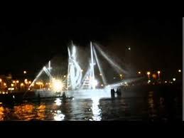 amsterdam light festival boat tour ghost ship amsterdam light festival 2014 2015 youtube