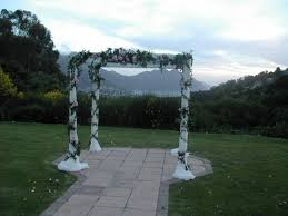 bridal canopy and arch hire in cape town south africa from special