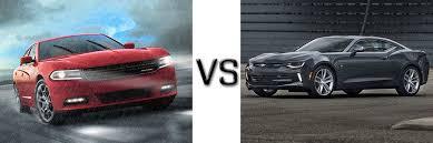 chevy camaro vs dodge charger 2016 dodge charger vs chevrolet camaro swope chrysler dodge jeep ram