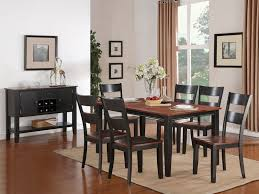 Dining Room - Black dining room sets