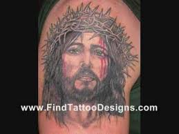 jesus tattoos designs youtube