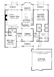 Country Cottage Floor Plans 33 Best Cottage Plans Images On Pinterest Country House Plans