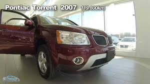 pontiac torrent 2007 13638a youtube