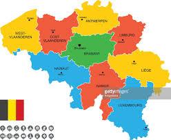 map of belgium belgica map lapiccolaitalia info