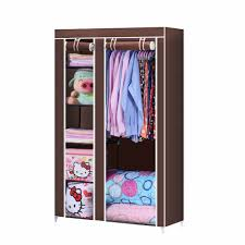 Shelf With Clothes Rod Popular Storage Clothes Rack Buy Cheap Storage Clothes Rack Lots