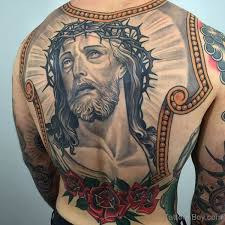 jesus is back 6 tattoos with robert powell and some other jesus